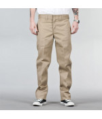 873 SLIM STRAIGHT WORK PANT KH