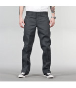 873 SLIM STRAIGHT WORK PANT CH
