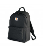 CARHARTT TRADE BACKPACK BLACK DOPLNKY: ONE SIZE