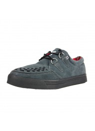 T.U.K. Shoes Creeper Sneaker Grey Suede